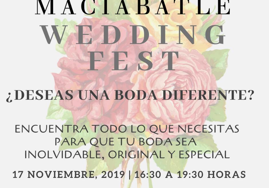 WEDDING FEST 2019